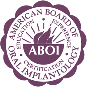 American Board of Oral Implantology, your Los Angeles dentist