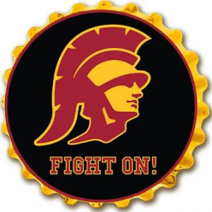 USC Trojan Logo, Best dentist Los Angeles